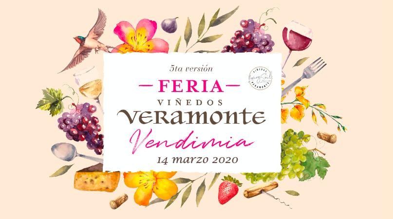 Veramonte se viste de Vendimia.