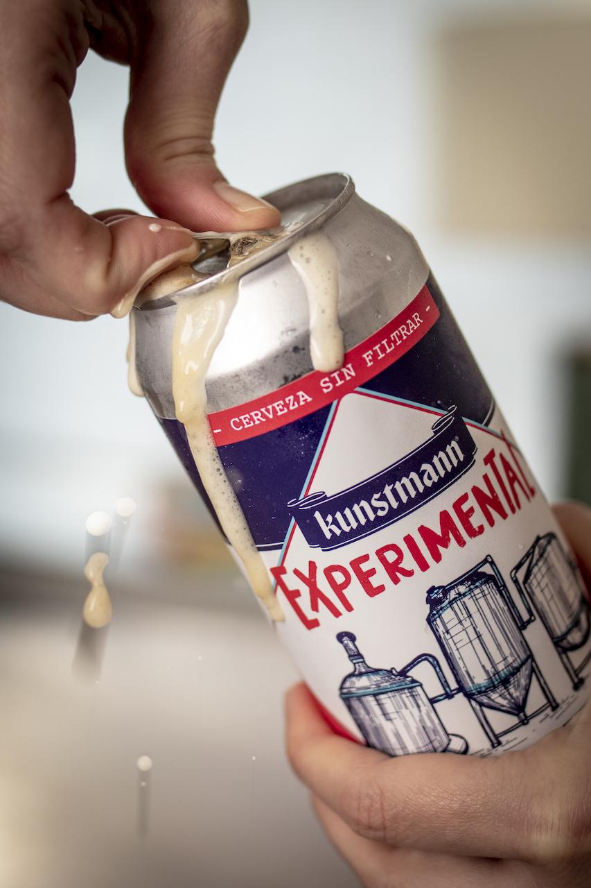 Kunstmann elabora cerveza experimental con trigo púrpura exclusivo del sur de Chile