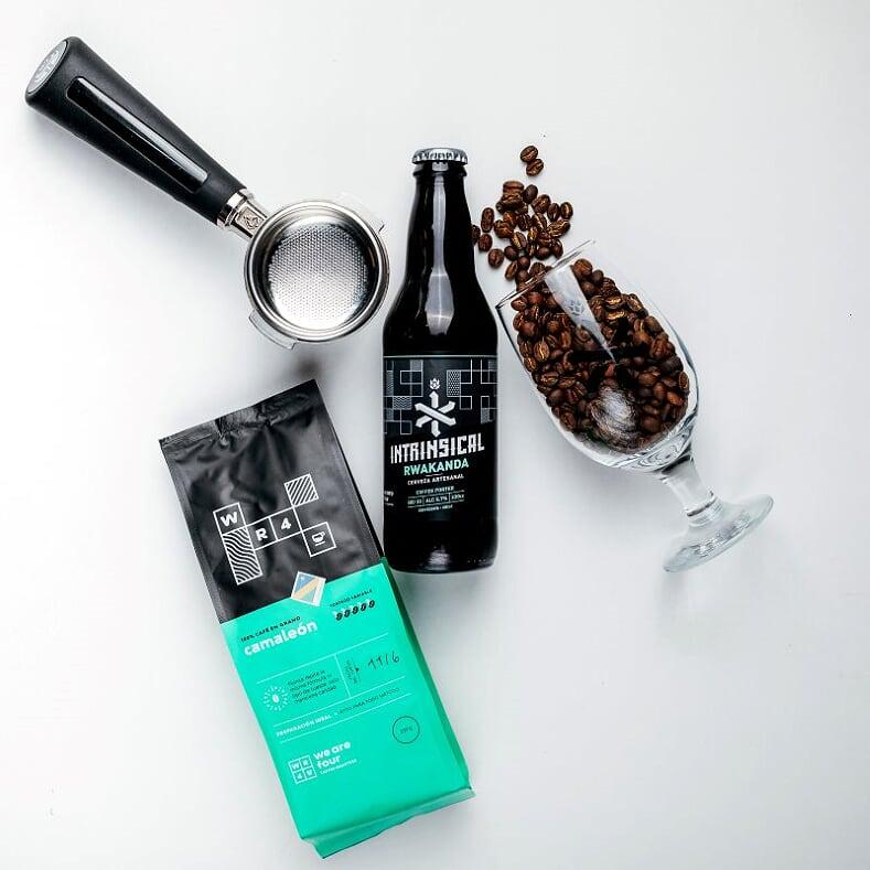 Lanzan primera cerveza chilena con shots de espresso
