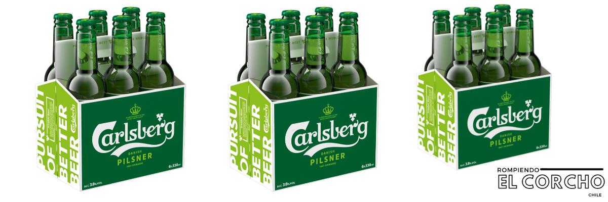 Cerveza Carlsberg se suma al portafolio de marcas de Grupo Cepas