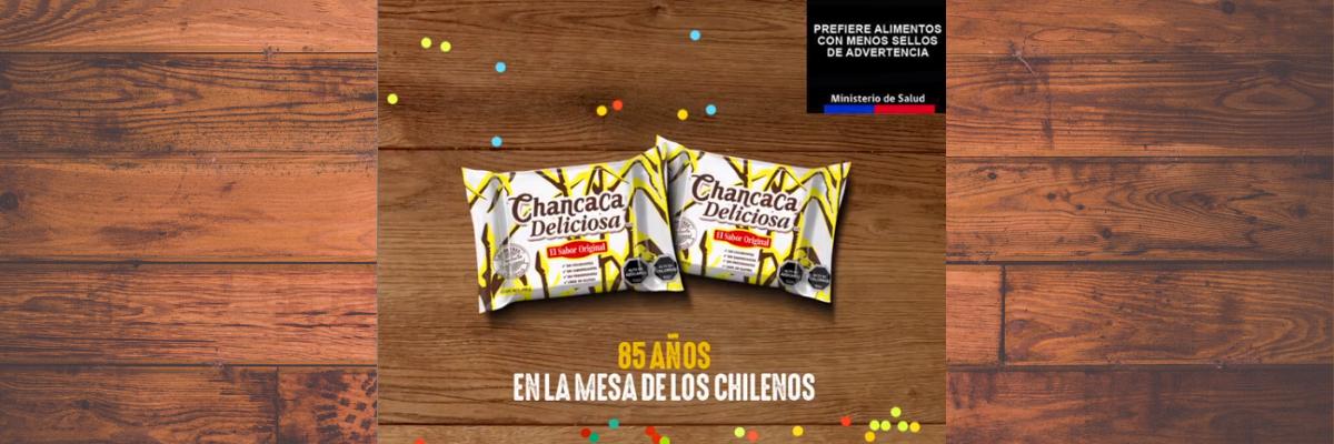 85 años en la mesa de los chilenos: Chancaca Deliciosa