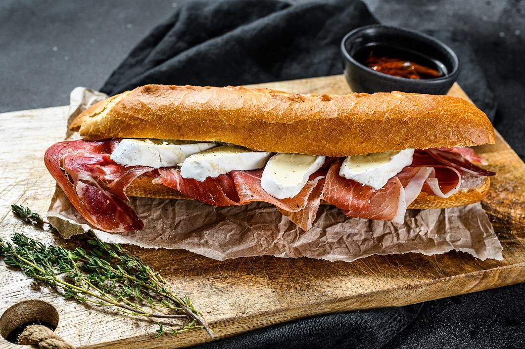 Sándwiches imperdibles para disfrutar en esta cuarentena