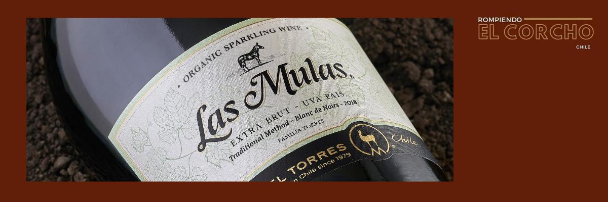 Las Mulas Sparkling: nuevas burbujas de Miguel Torres