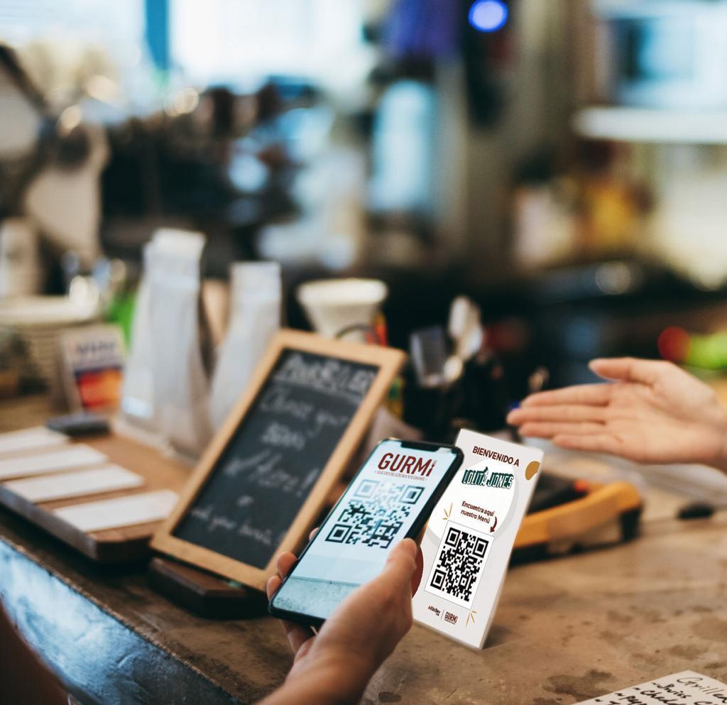 Gurmi: la plataforma gratuita que permitirá digitalizar el menú