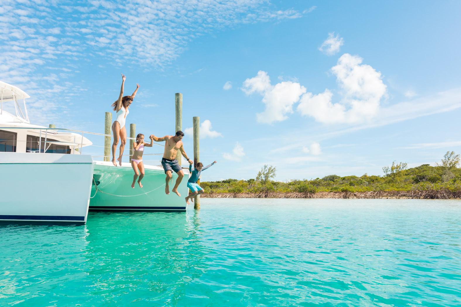 Tus próximas vacaciones: Las Islas de Las Bahamas