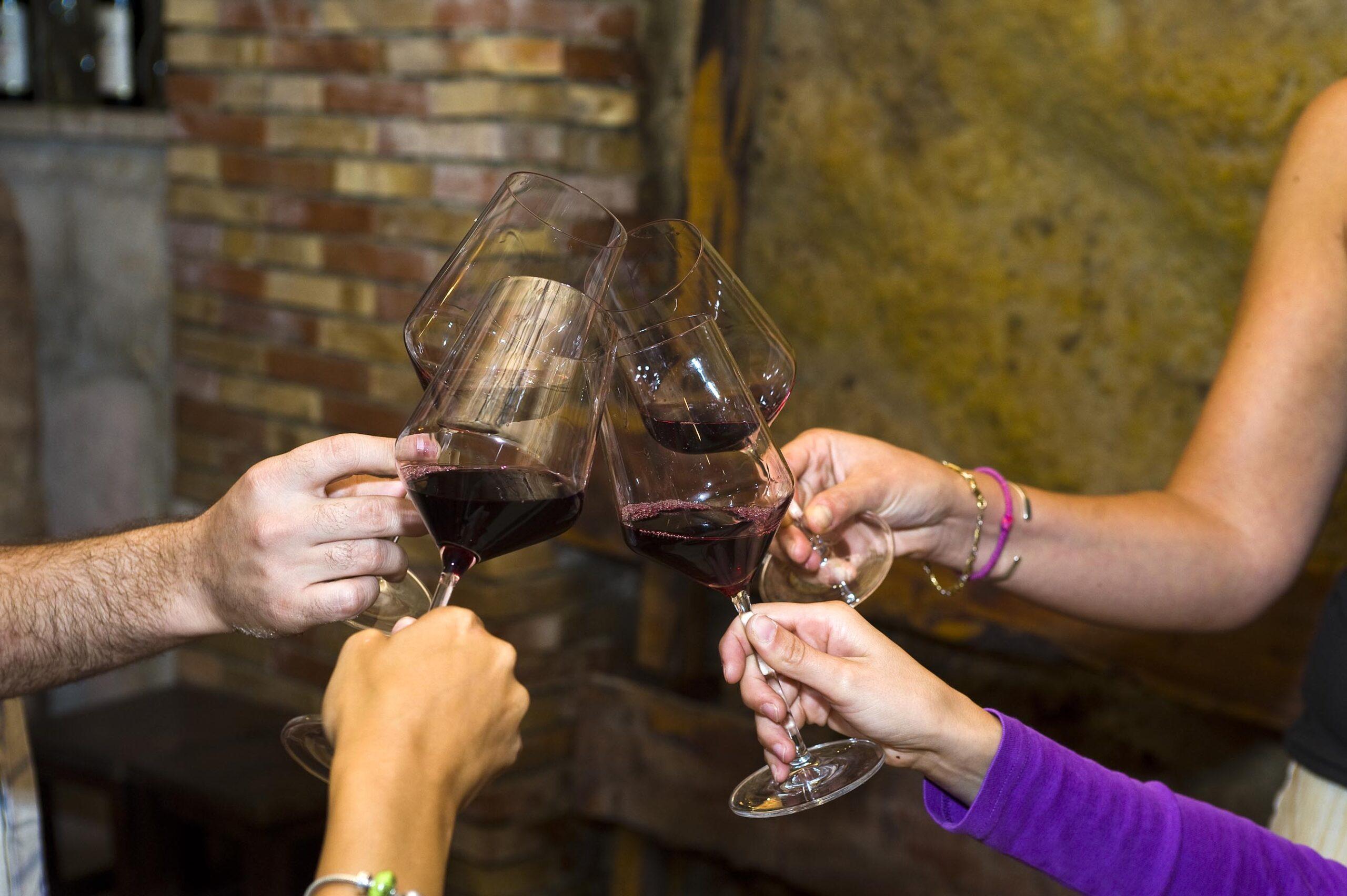 Salud (on line) por el día del vino