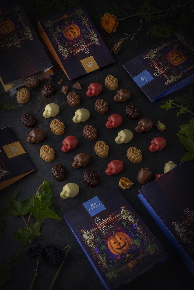 Varsovienne presenta sus nuevos chocolates Calaveras de Halloween