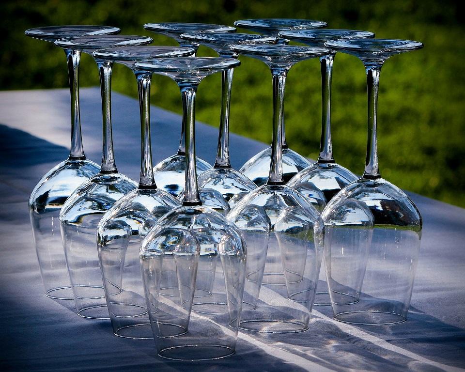 ¿Cómo lavar correctamente nuestras copas?