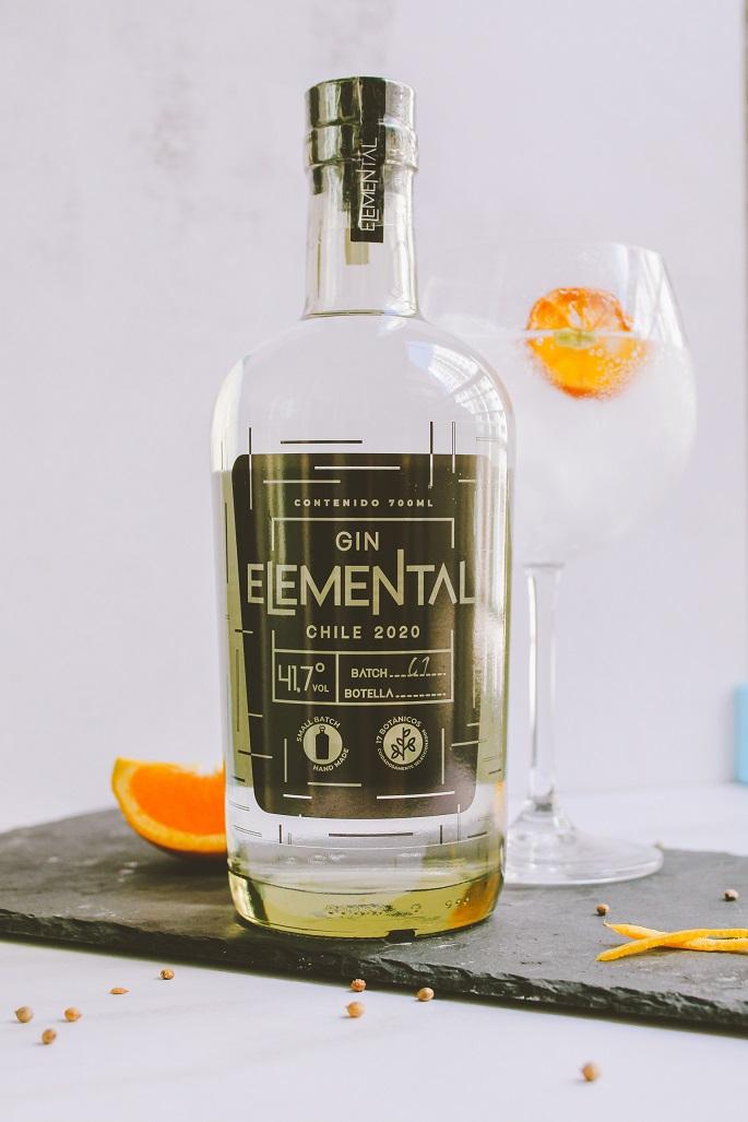 Gin Elemental: un nuevo destilado nacional