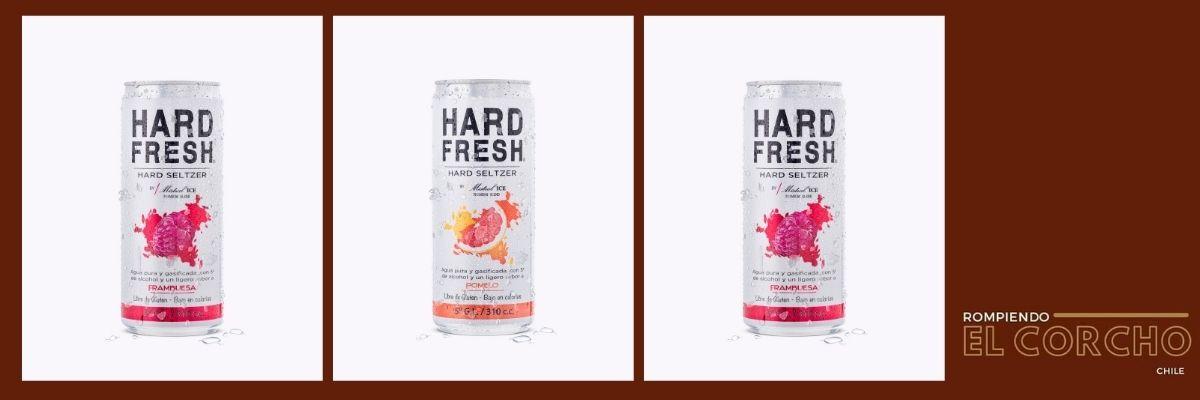 Hard Fresh: El Hard Seltzer de Mistral Ice