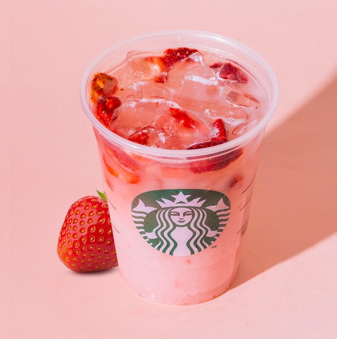 Starbucks presenta nuevas bebidas para el verano