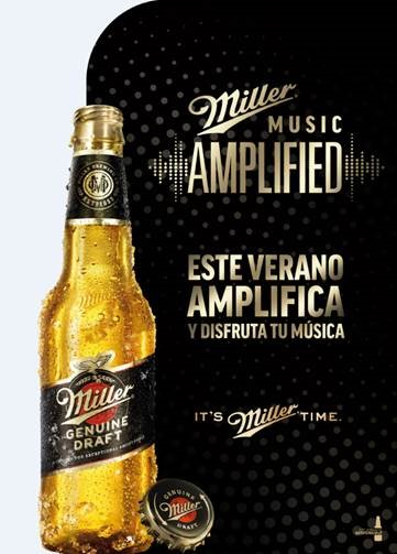 Convocatoria Miller Music Amplified