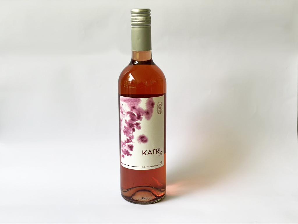 Katru, el primer Rosé de Viña las cinco hermanas.