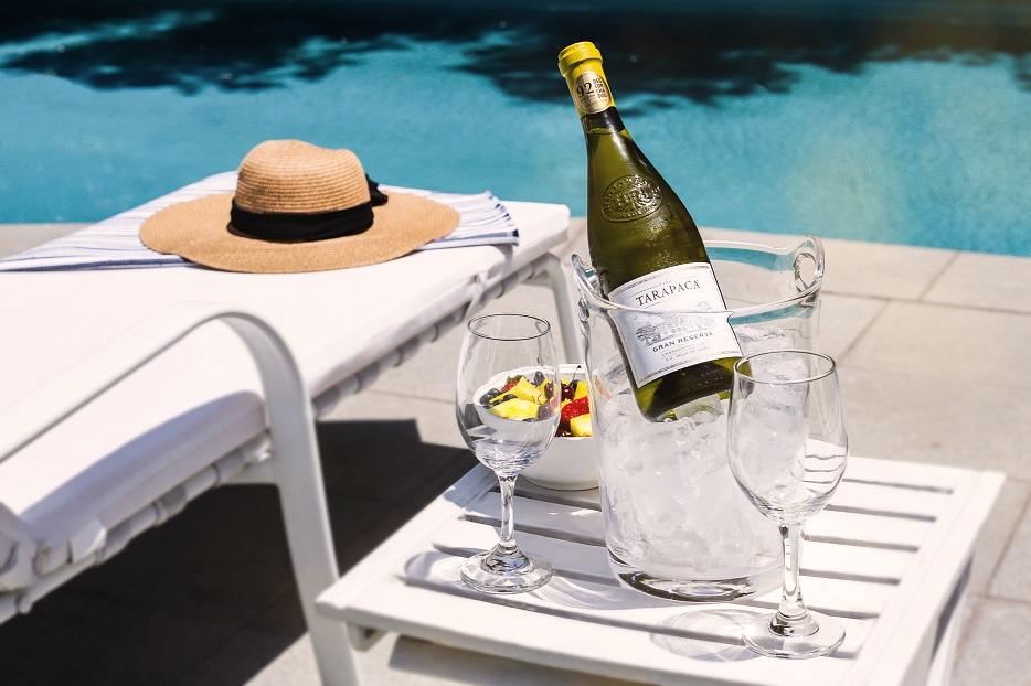 Para el verano: Gran Reserva Tarapacá Sauvignon Blanc