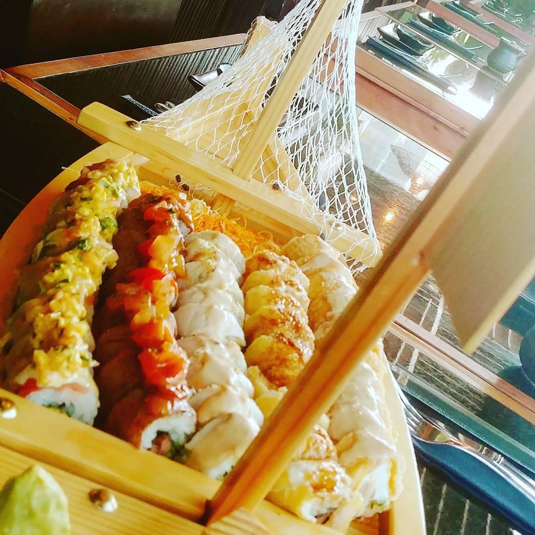 Lo que debes saber sobre el delivery de sushi en Chile
