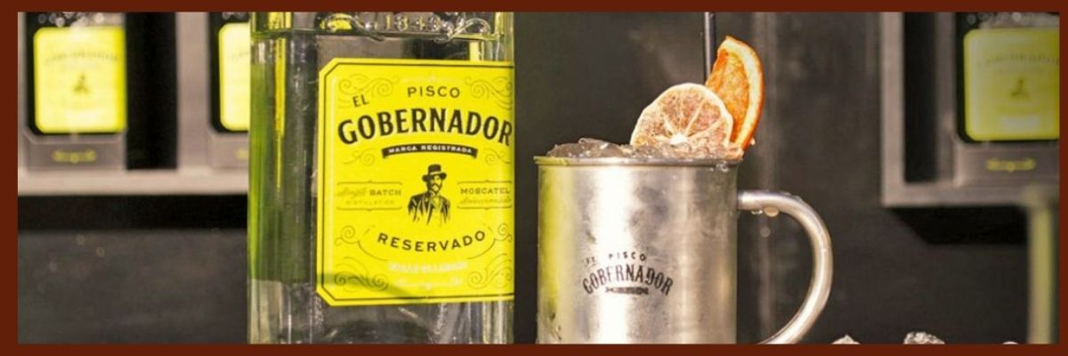 Annual Brands Report 2021 destaca a Pisco El Gobernador