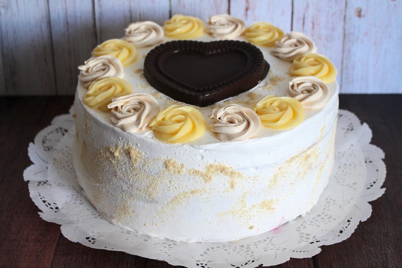 Torta Amor: Ideal para el Día de los Enamorados