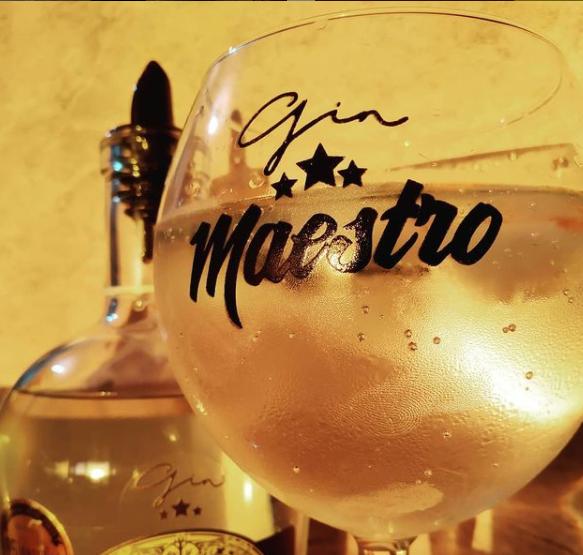 Gin Maestro: Un encuentro de botánicos y sensaciones