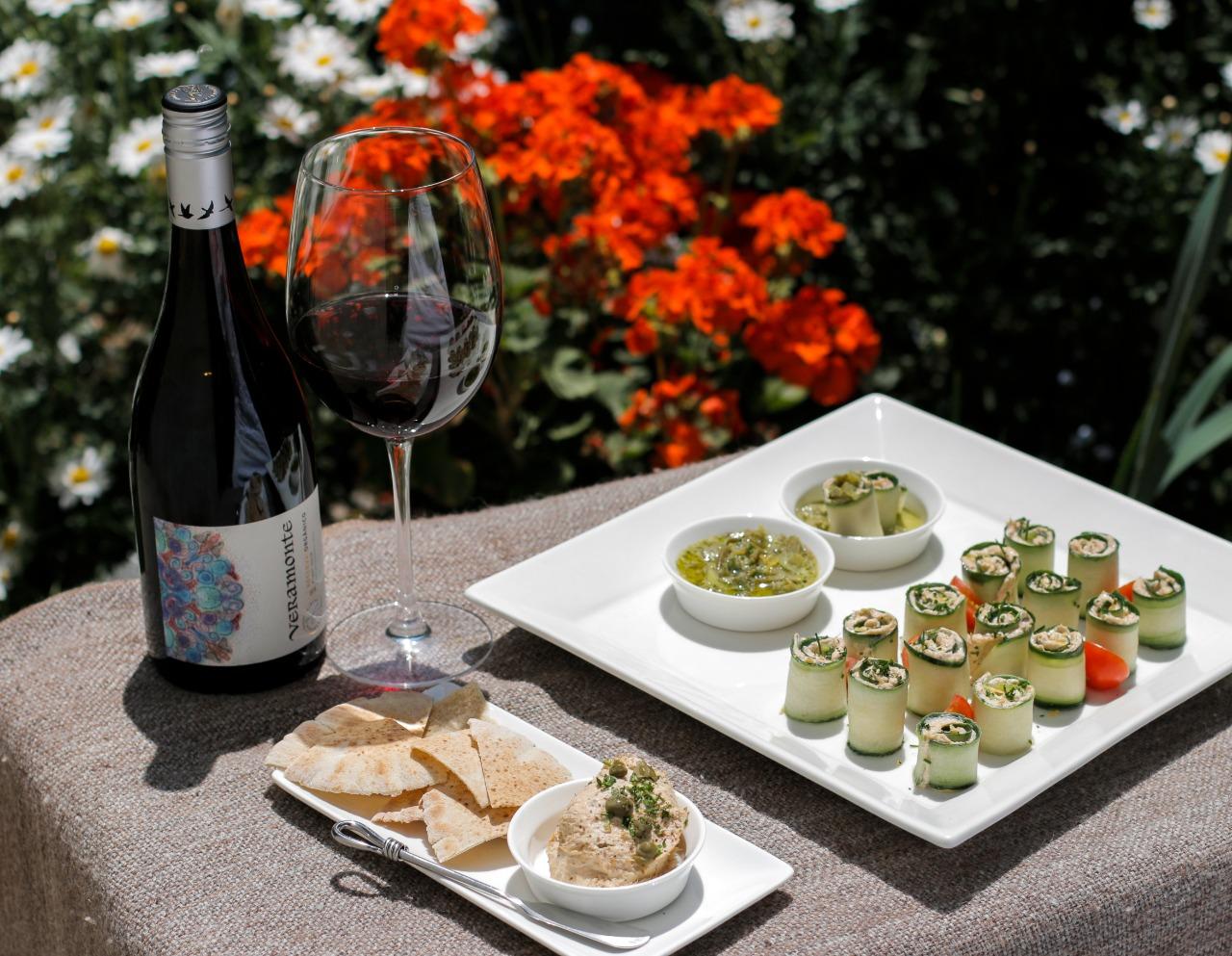 Veramonte presenta Reserva Orgánico Pinot Noir 2019