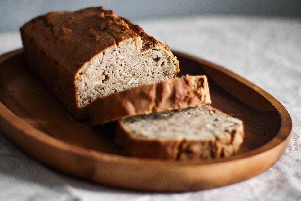 Receta: Pan casero de avena