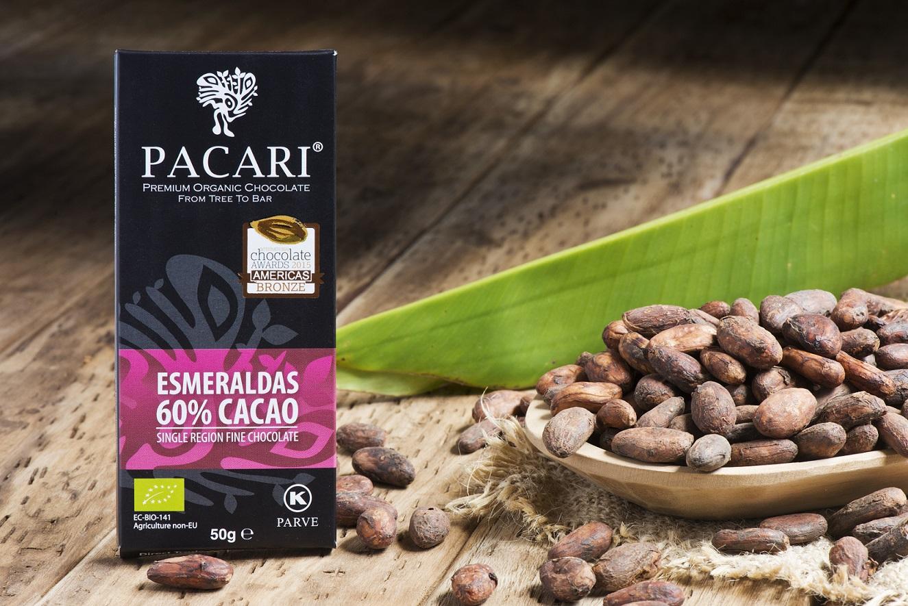 Vitrina día de la madre: Chocolates Pacari