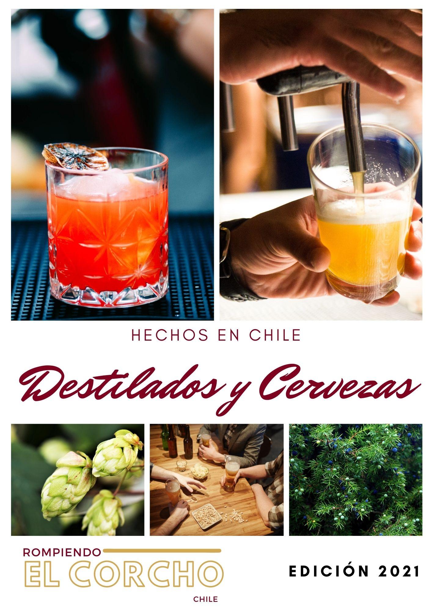Especial: Hechos en Chile, Destilados & Cervezas