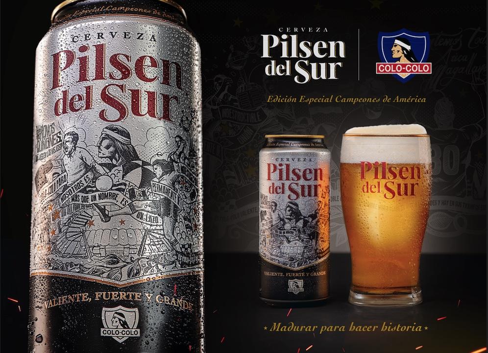 Pilsen del Sur conmemora el triunfo de Colo Colo 91