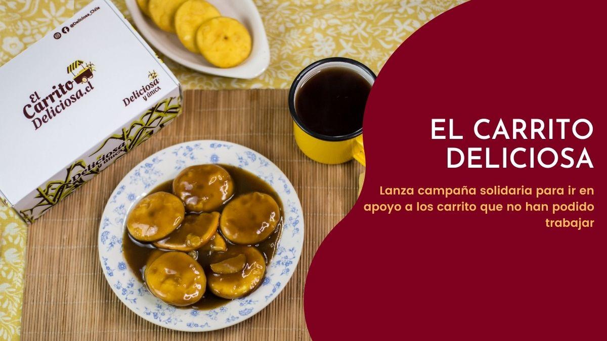 """El """"Carrito Deliciosa"""" debuta en el Día Nacional de la Sopaipilla Pasada"""