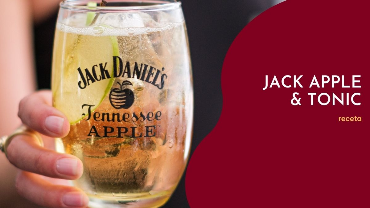 Receta: Jack Apple & Tonic